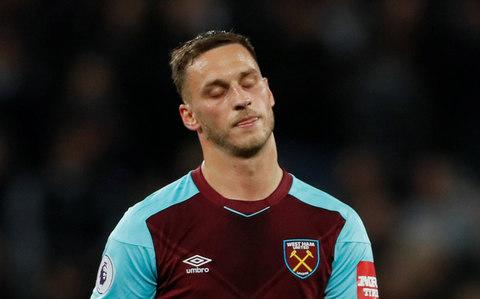 Marko Arnautovic has disappointed since his summer move - Credit: REUTERS
