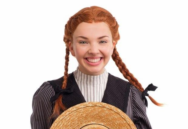 Emma Rudy played the title role of Anne of Green Gables at the Charlottetown Festival back in 2019.  (Louise Vessey - image credit)