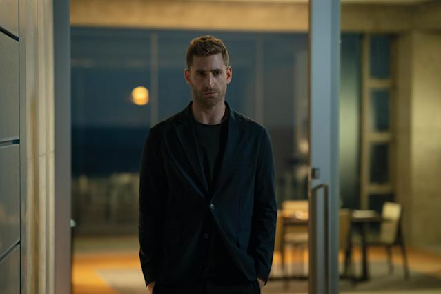 Oliver Jackson-Cohen as Adrian Griffin in 'The Invisible Man' (Universal Pictures)