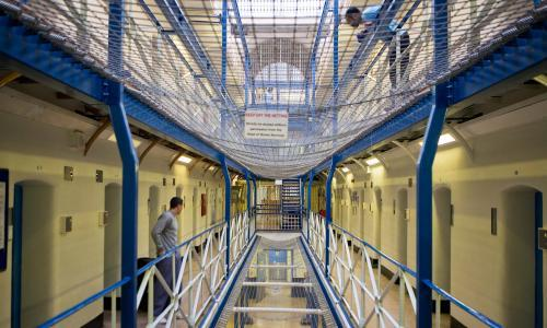 Prisons put terrorists on waiting list to receive help to deradicalise