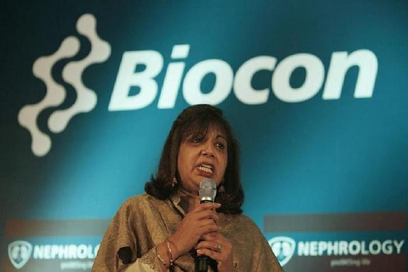 Biocon's Itolizumab Reducing Covid-19 Mortality in Cuba Gets Approval in India: Kiran Mazumdar Shaw