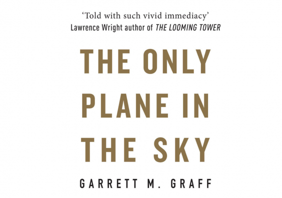 A new book details the accounts of air traffic controllers on 9/11 (Garrett M. Graff)