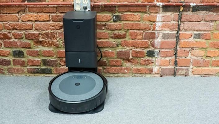 The iRobot Roomba i3+ is one of our top choices in robot vacuums—and it's on sale right now.