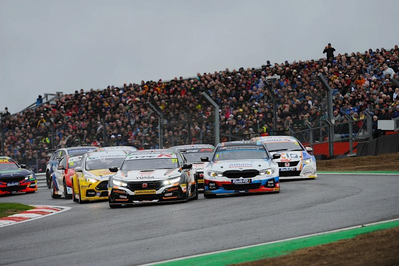 How to watch motorsport in the UK in 2020