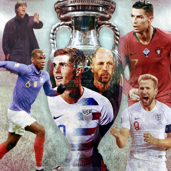 How would the USMNT fare in Euro 2020? (Michael Wagstaffe/Yahoo Sports)