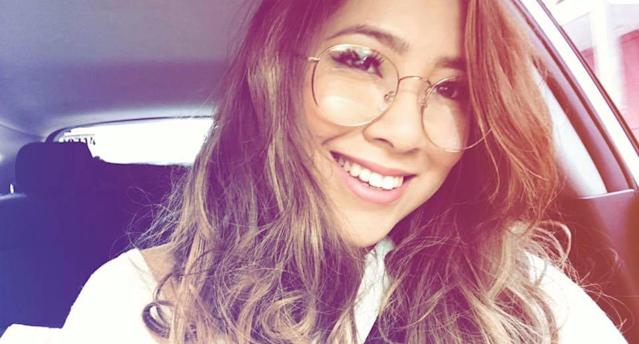Musician Moira Dela Torre shared a candid Facebook post about her psoriasis. (Photo: Facebook/Moira Dela Torre)