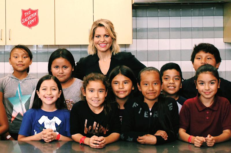 Candace Cameron Bure Named 2018 Celebrity Ambassador for The Salvation Army's Red Kettle Campaign