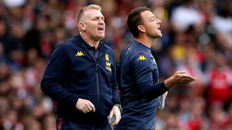 Dean Smith hails 'serial winner' John Terry's contribution at Aston Villa