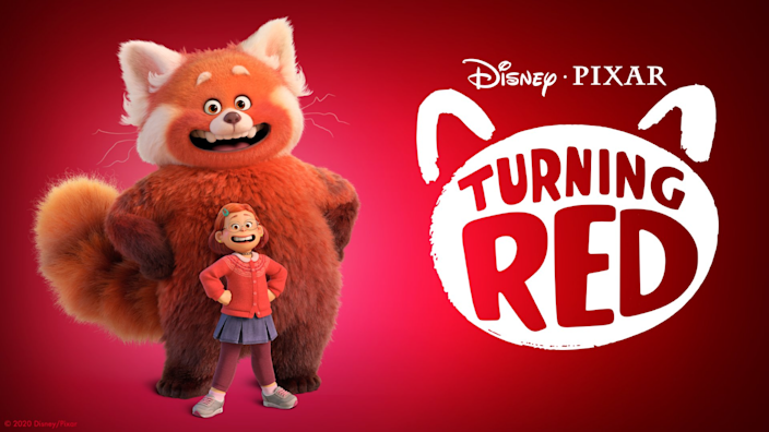 Turning Red is one of three Pixar films coming soon.