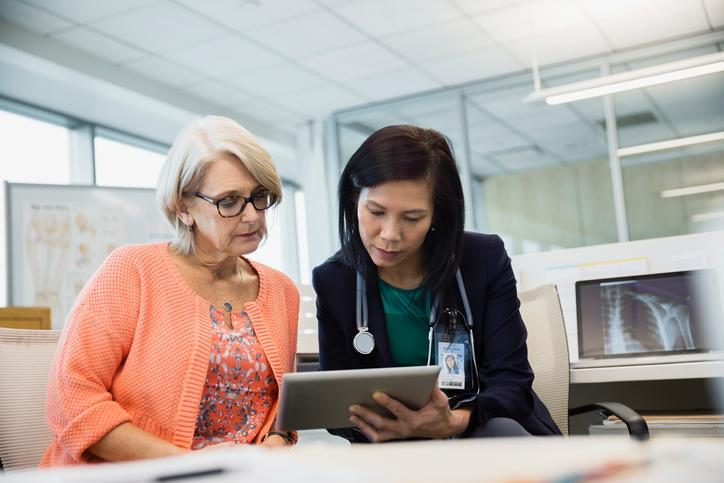 <p>No. 8:Physicians and surgeons<br /> Median annual earnings: $76,752<br />Percentage of jobs held by women: 38 per cent<br />(sturti / Getty Images) </p>