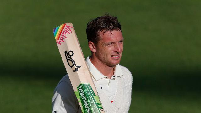 Jos Buttler also played his part with a well-scripted knock of 152. This was just his second Test century, with his first coming against India at Nottingham in 2018. AP