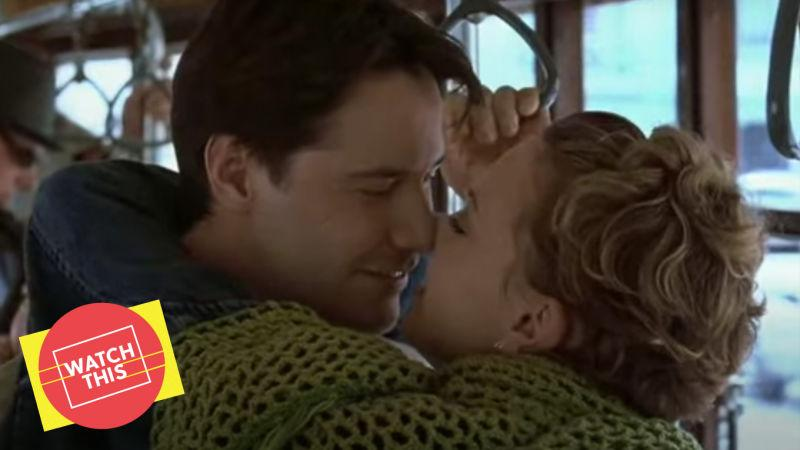 Keanu Reeves And Charlize Theron Traded The Anti Christ For Anti Chemistry In Sweet November