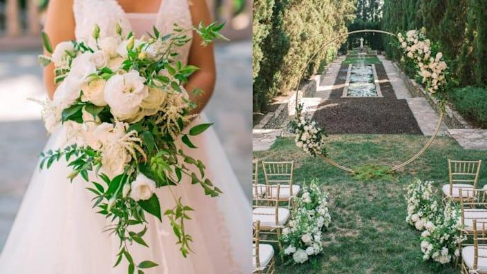 Everything you need for gorgeous wedding flowers sent right to your door