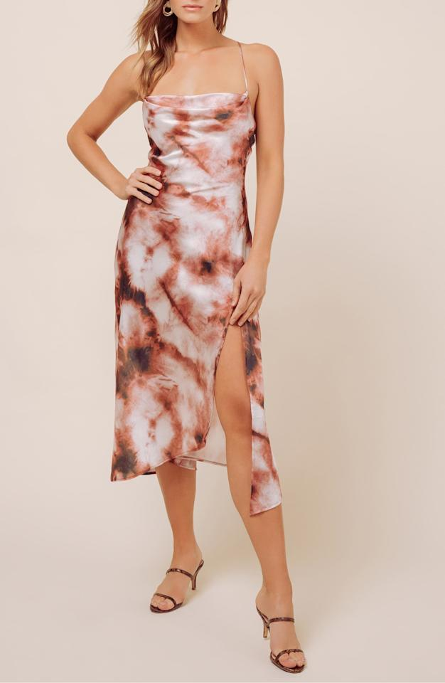 "<p><a href=""https://www.popsugar.com/buy/ASTR-Label-Cowl-Neck-Midi-Dress-554714?p_name=ASTR%20the%20Label%20Cowl%20Neck%20Midi%20Dress&retailer=shop.nordstrom.com&pid=554714&price=59&evar1=fab%3Aus&evar9=47286892&evar98=https%3A%2F%2Fwww.popsugar.com%2Ffashion%2Fphoto-gallery%2F47286892%2Fimage%2F47287192%2FASTR-Label-Cowl-Neck-Midi-Dress&list1=shopping%2Cnordstrom%2Cspring%20fashion%2Csale%20shopping&prop13=api&pdata=1"" rel=""nofollow"" data-shoppable-link=""1"" target=""_blank"" class=""ga-track"" data-ga-category=""Related"" data-ga-label=""https://shop.nordstrom.com/s/astr-the-label-cowl-neck-midi-dress/5607340/full?origin=category-personalizedsort&amp;breadcrumb=Home%2FSale%2FWomen%2FNew%20Markdowns&amp;color=wine%20tie%20dye"" data-ga-action=""In-Line Links"">ASTR the Label Cowl Neck Midi Dress</a> ($59, originally $98)</p>"