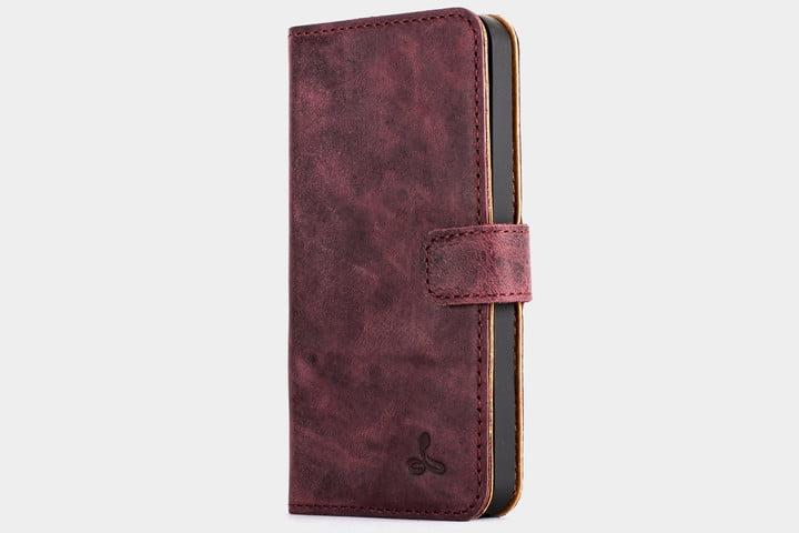 Snakehive Vintage Leather Wallet Case