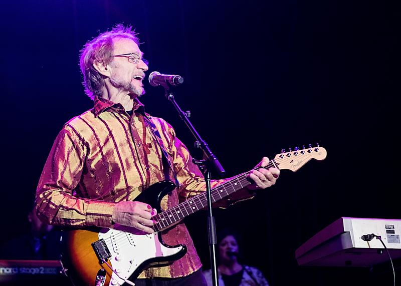 VANCOUVER, BC - SEPTEMBER 04: Peter Tork of American pop-rock band The Monkees performs onstage during PNE Summer Night Concert Series at PNE Amphitheatre on September 4, 2016 in Vancouver, Canada. (Photo by Andrew Chin/Getty Images)