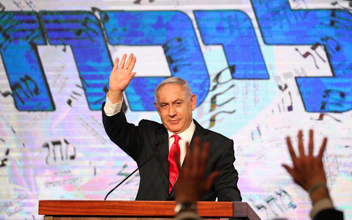 Netanyahu appears to have run out of time to form a coalition - AP
