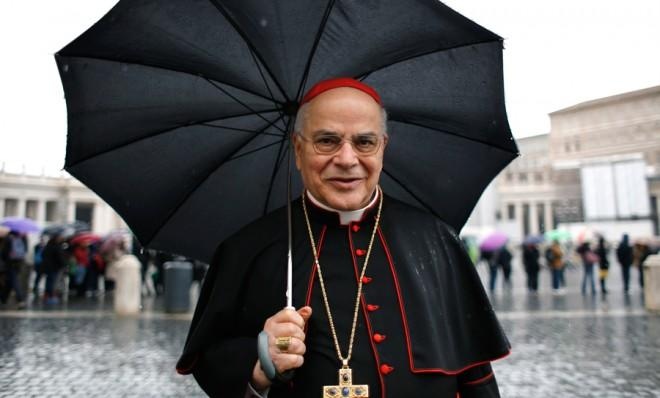 "Who wouldn't want to ""adopt"" Cardinal Jose Saraiva Martins of Portugal?"