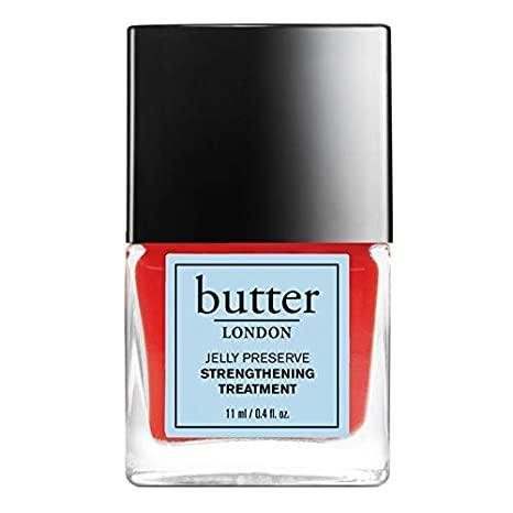 """<p>Transparent raspberry nails are crucial for your spring look. It will radiate sophistication and elegance, as well as blend with all of your floral print rompers and sandals. Add an extra shiny clear top coat to maximize the effervescent glow that this sweet nail polish will bring to your vibe. </p> <p>To shop: $18, <a href=""""https://click.linksynergy.com/deeplink?id=93xLBvPhAeE&mid=3184&murl=https%3A%2F%2Fwww.macys.com%2Fshop%2Fproduct%2Fbutter-london-jelly-preserve-strengthening-nail-treatment%3FID%3D11818736&LSNSUBSITE=PR&u1=ISHereAretheNailColorsEachSignShouldWearforGeminiSeasonchenkNaiGal4513573202105I"""" rel=""""sponsored noopener"""" target=""""_blank"""" data-ylk=""""slk:macys.com"""" class=""""link rapid-noclick-resp"""">macys.com</a></p>"""
