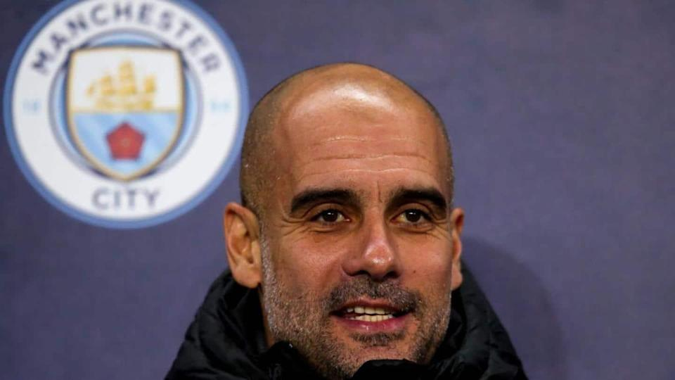Pep Guardiola planning to leave Manchester City in 2023