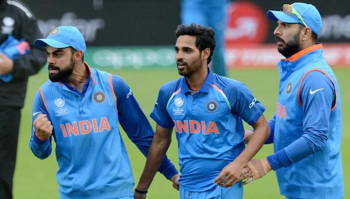 India elected to bowl against South Africa