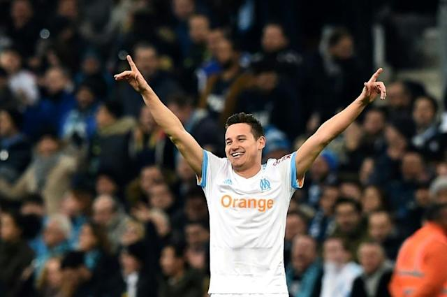 Florian Thauvin is hoping to force his way into the France World Cup squad