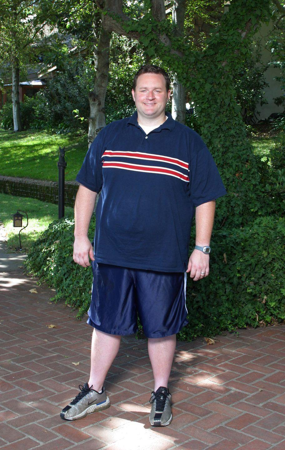 <p>Ryan was one of the original cast members of <em>The Biggest Loser </em>in season 1. He weighed 330 pounds at the beginning of the show.</p>