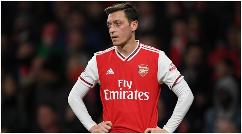 Mesut Ozil Trolled for His High Wages After Arsenal Football Club Announce 55 Job-Cuts Due to COVID-19 Crisis (See Reactions)