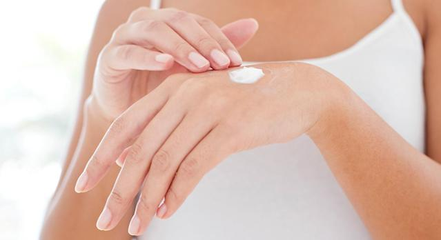 Move over hand creams, hand masks are the beauty must have to moisturise dry skin. (Getty Images)