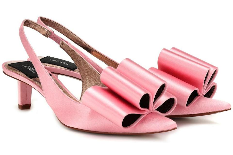 kitten heels, marc jacobs, marc jacobs shoes, spring 2021, spring 2021 trends