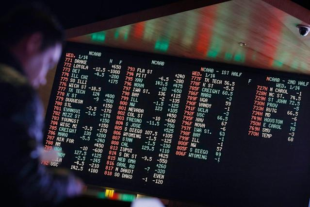 The U.S. Supreme Court issued a landmark ruling last year that is expected to dramatically change the sports betting landscape in America. (AP)