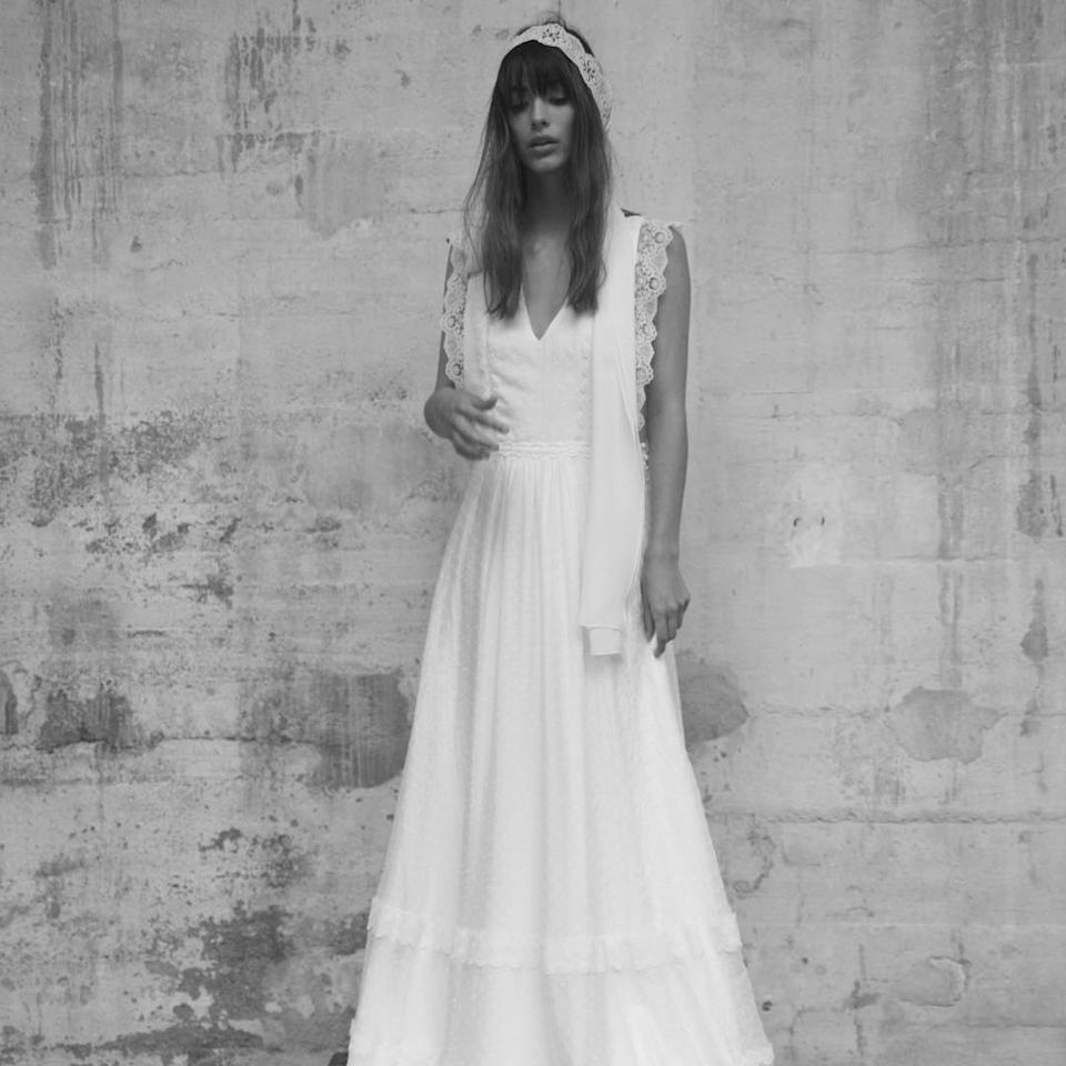 5 french wedding dress designers you need to know for French wedding dress designers