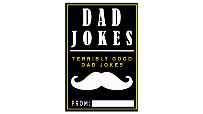 Best gifts for dads: Dad Jokes