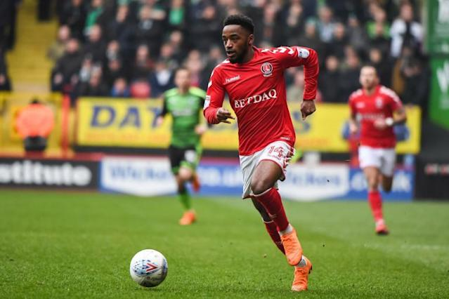 Charlton boost as Tariqe Fosu makes rapid recovery ahead of play-off semi-final