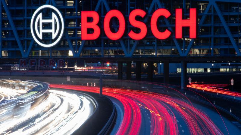 World may have hit top vehicle, says automobile parts provider Bosch