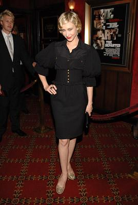 "Premiere: <a href=""http://movies.yahoo.com/movie/contributor/1800354486"">Vera Farmiga</a> at the New York premiere of Warner Bros. Pictures' <a href=""/movie/1808745378/info"">The Departed</a> - 12/18/2006<br>Photo: <a href=""http://www.wireimage.com"">Jamie McCarthy, Wireimage.com</a>"