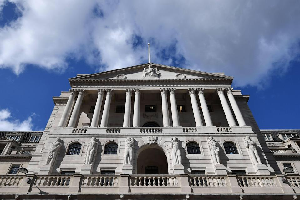 The Bank of England (AFP/Getty Images)