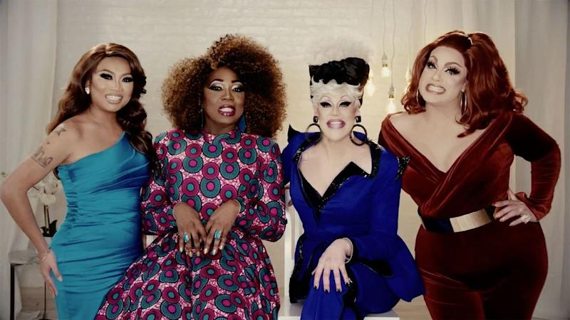 The cast of Dragnificent | TLC