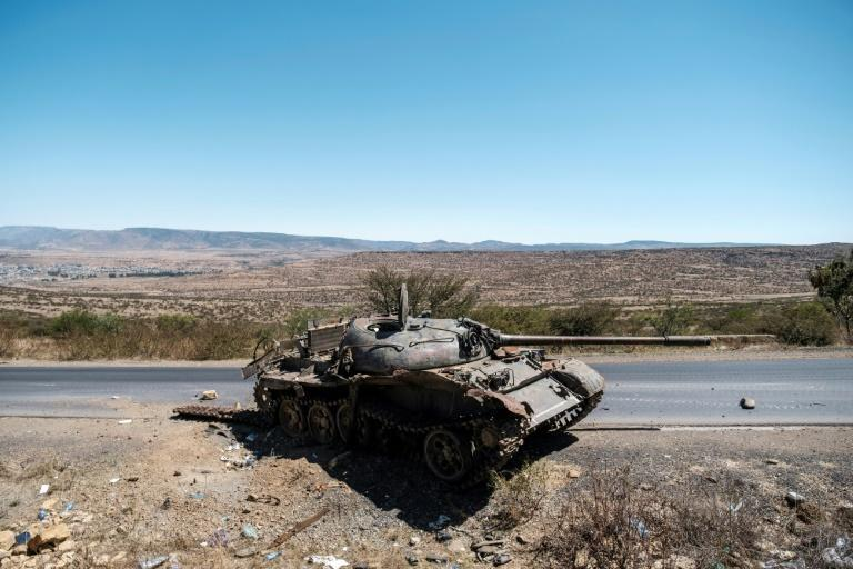 Tigray has been the theater of fighting since early November, when Ethiopian Prime Minister Abiy Ahmed announced military operations