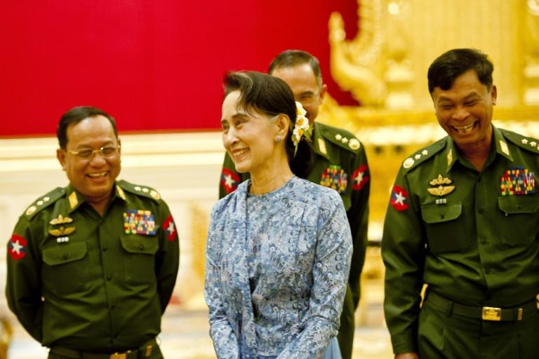 Discontent is particularly acute in frontier areas where many ethnic minorities see Suu Kyi as working too closely with the military that ran the country for 50 years