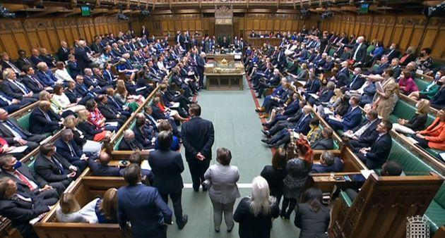 (Photo: House of Commons - PA Images via Getty Images)