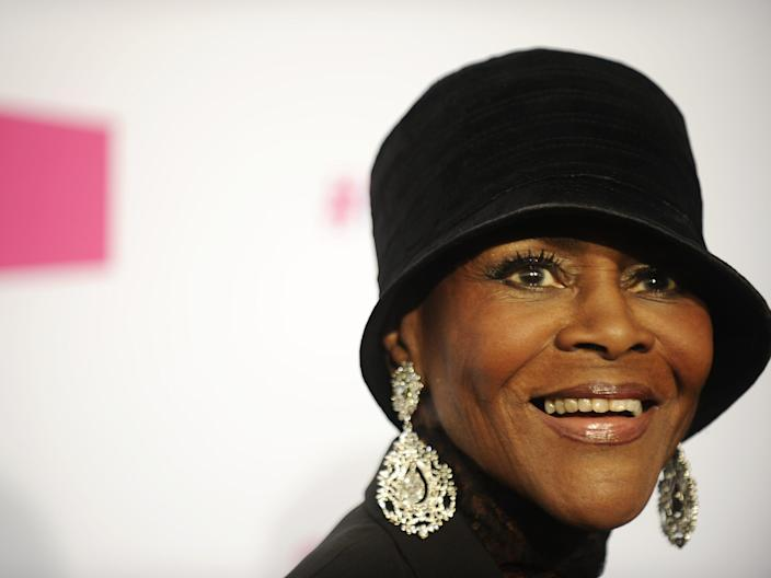 Cicely Tyson Robyn Beck AFP Getty
