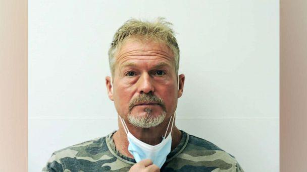 PHOTO: A mug shot of Barry Morphew, released by the Chaffee County Sheriff's Office on May 5, 2021. (Chaffee County Sheriff's Office)