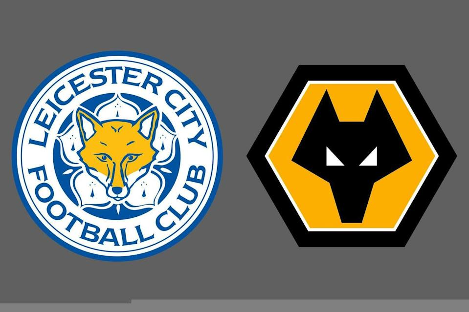 Leicester City-Wolverhampton Wanderers