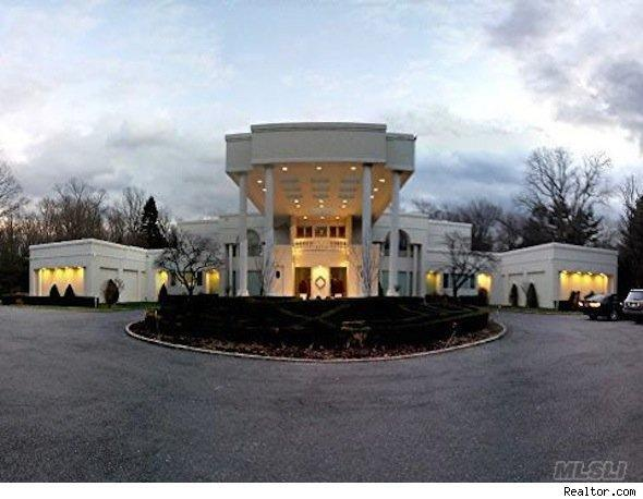 gas station mansion ugliest in america