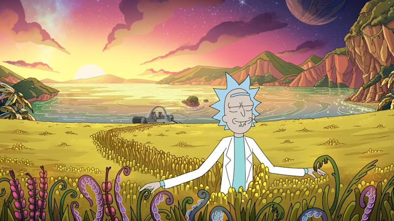 Rick and Mortyseason 4 premieres with a thrilling multiversal time-twister