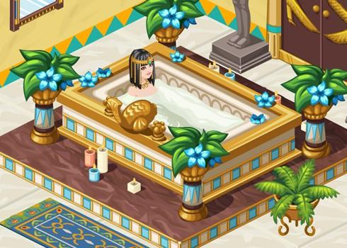 The Sims Social Egypt Week guide