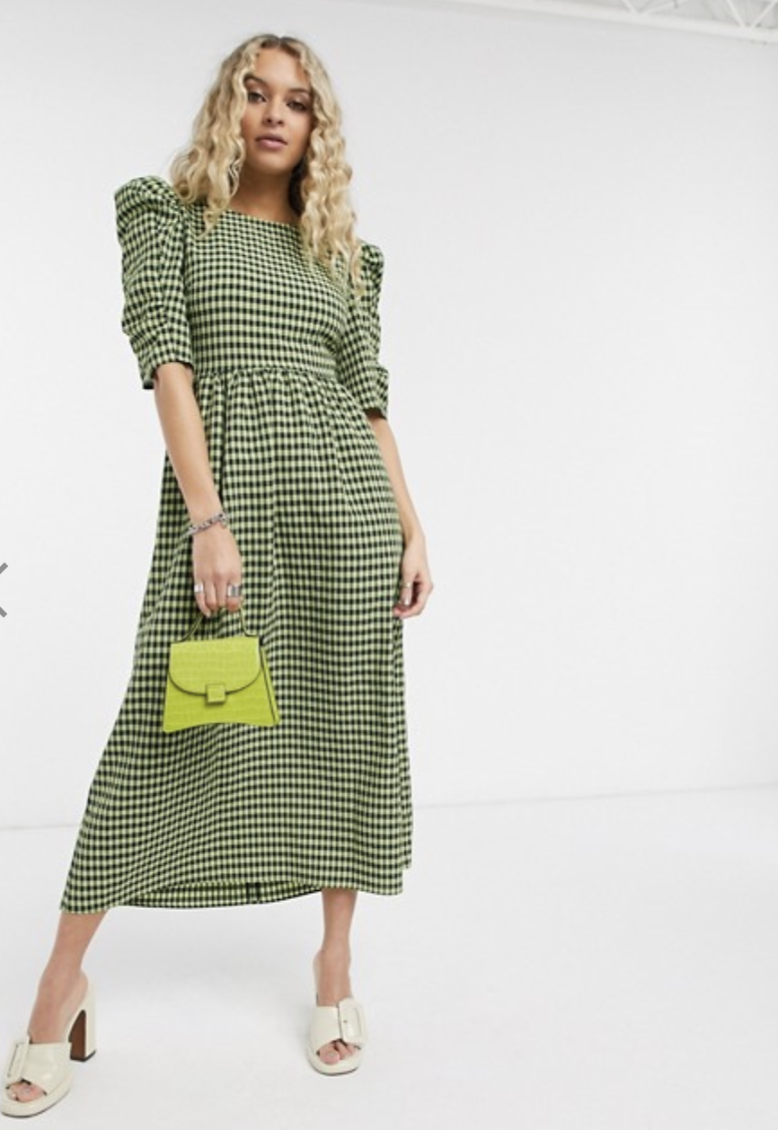 Topshop dress. (PHOTO: Asos)
