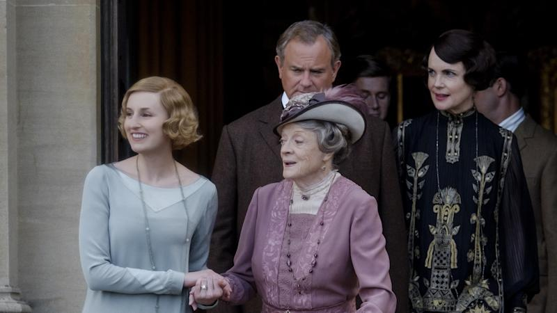 Will there be a sequel to the Downton Abbey movie?