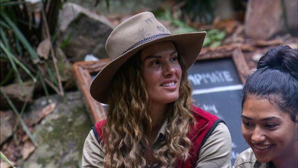 Becky insists that she isn't a bully. Copyright: [ITV]